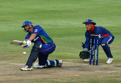 When Namibia held their own against England at the World Cup