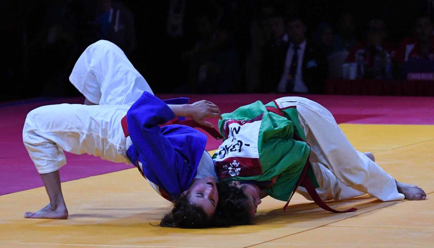 Australian makes history on Brazilian Jiu Jitsu world stage