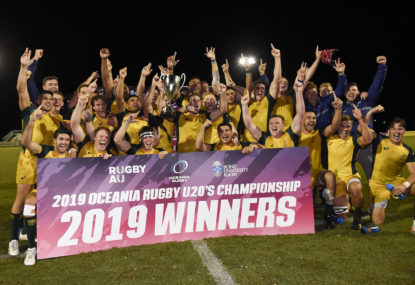 The Junior Wallabies' result gives hope for future Bledisloe success