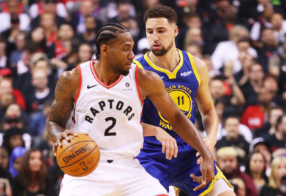 Toronto Raptors win first NBA Championship with Game 6 thriller