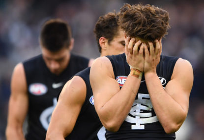 The attitude problem AFL clubs need to shake