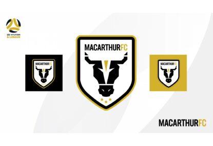 Logo unveiled for new A-League club Macarthur FC