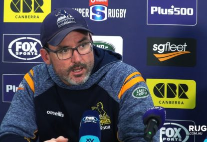 'Things will be dire' if Brumbies can't get bigger crowds: Dan McKellar