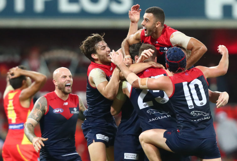 Could the Dees and Tigers give the AFL's wildcard dreams a boost?