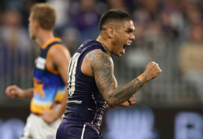 Fremantle Dockers vs Port Adelaide Power: AFL live scores, blog