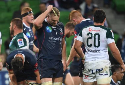The Rebels have left the Australian conference door ajar and it could cost them