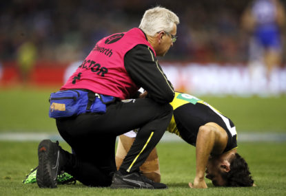 LISTEN: The biggest injury headaches heading into AFL Round 8