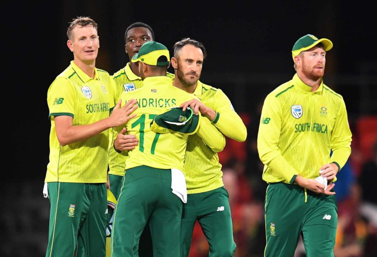 Williamson's masterful innings helps New Zealand overcome South Africa