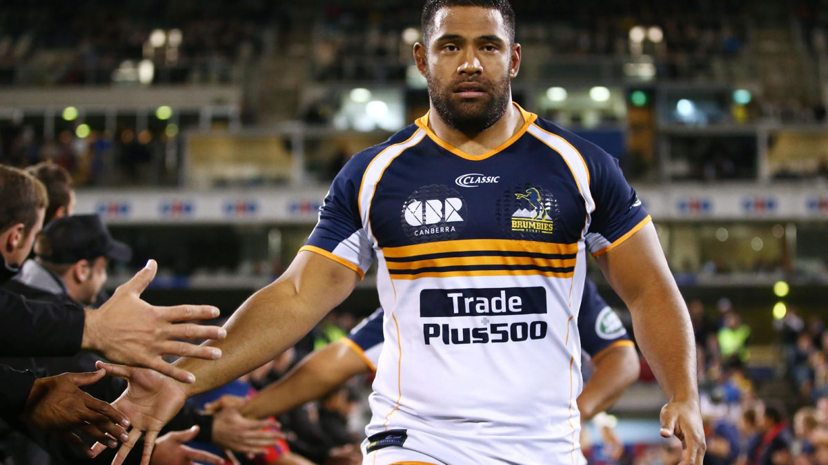 Scott Sio signs three-year extension with Brumbies and Rugby Australia