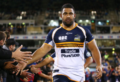 Brumbies host Sharks in Super Rugby finals