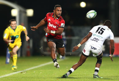 Super Rugby quarter finals: Reset the counters