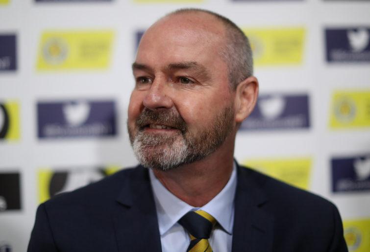 Former Kilmarnock manager Steve Clarke.