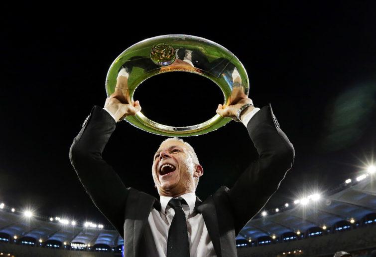 Sydney FC coach Steve Corica
