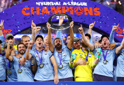 Sydney FC pinch grand final from premiers Perth