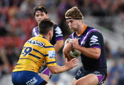 Storm's Welch to miss season, Origin with ACL tear