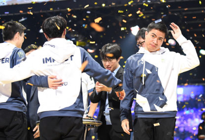 Team Liquid not only beat the world champions, they outclassed them