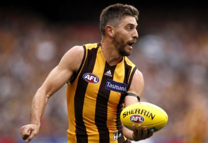 Ricky Henderson: From bargain bin to Brownlow bolter