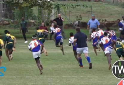 11-year-old beast capitalises BIG TIME on flick pass offload