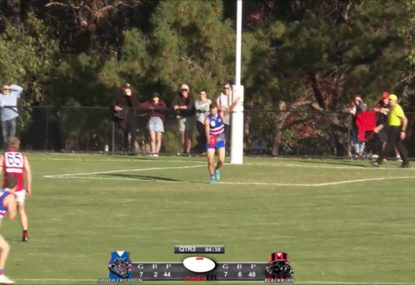 Backman pays full price for nightmare kick-in blunder