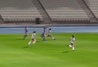 Calder United star scores stunning worldie just 40 SECONDS IN!