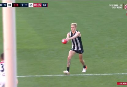 Jaidyn Stephenson's magnificent 65m barrel might be the greatest thing ever