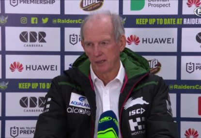 Wayne Bennett's stunning advice for NSW over out-of-form Penrith pair