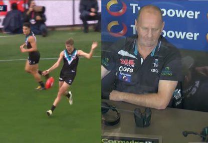 Port defender's coach-killing mistake gifts the Suns a goal