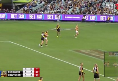 Tom Lynch pays a price for belting James Sicily