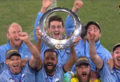 HIGHLIGHTS: Sky Blues claim A-League glory after gripping penalty shootout