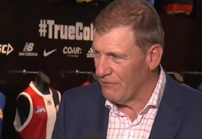 Dale Thomas referred directly to the tribunal for umpire abuse