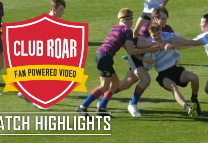 MATCH HIGHLIGHTS: Joeys 10th XV vs Kings 9th XV