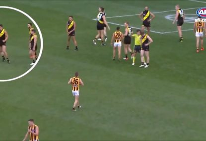 'Hasn't got a Brownlow yet'- Footy greats livid over big Tiger's ban