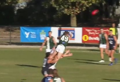 The Jet of Wantirna South takes to the skies and unleashes mammoth two fist spoil