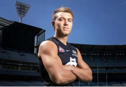 Carlton skipper Cripps opens up on recent 'players-only' meeting