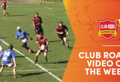 CLUB ROAR VIDEO OF THE WEEK: Kalyn Ponga clone breaks some ankles in epic 65m try