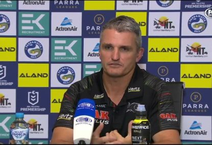 Cleary: Panthers 'went off a cliff' in pre-season
