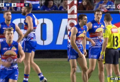 Bulldogs pay the price for assuming free kick would be paid