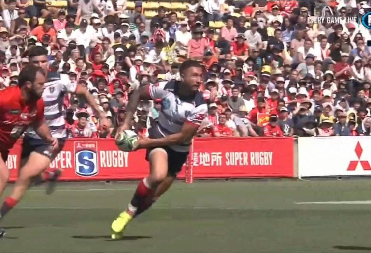 Quade Cooper's vision and passing on show as Rebels torch the Sunwolves