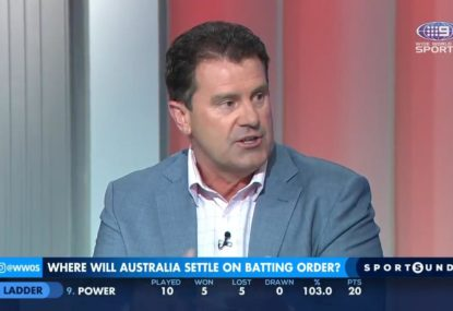 Mark Taylor's shock call to leave out Aussie star