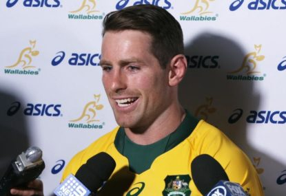 New World Cup jersey a confidence boost for Wallabies