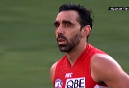 WATCH: Trailer released for Adam Goodes documentary