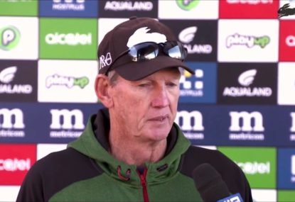 Wayne Bennett gives James Roberts another week to get to fitness