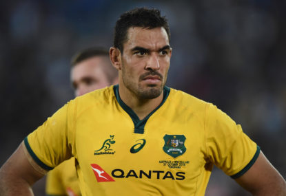 REVEALED: The Wallabies side to face the Springboks (as voted by the fans)