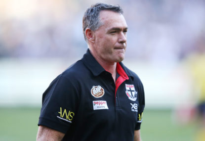 St Kilda parts ways with Alan Richardson