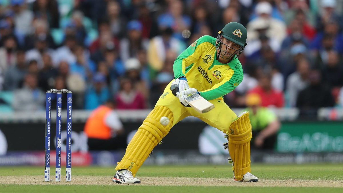 Carey pushing for Aussie Test selection
