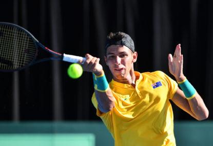 Jaume Munar vs Alexei Popyrin: Australian Open tennis live scores