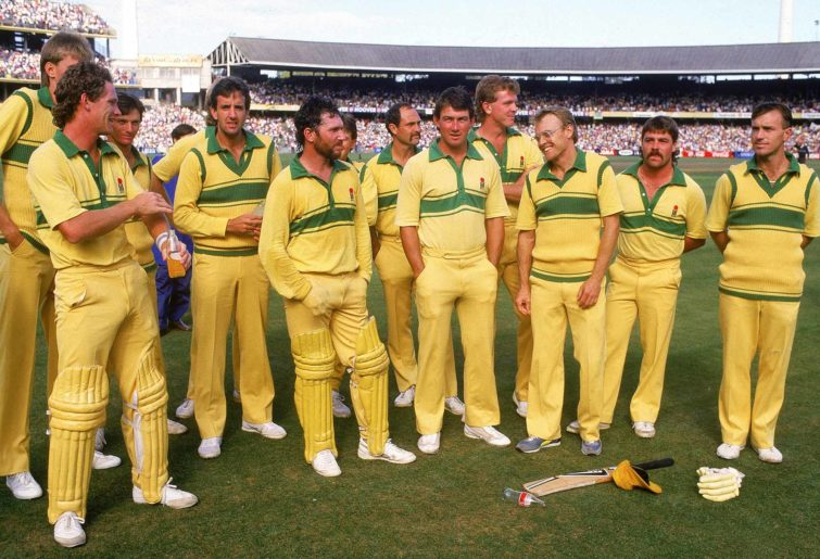 David Boon and co