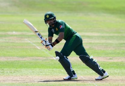 My Pakistan ODI XI of the 21st century