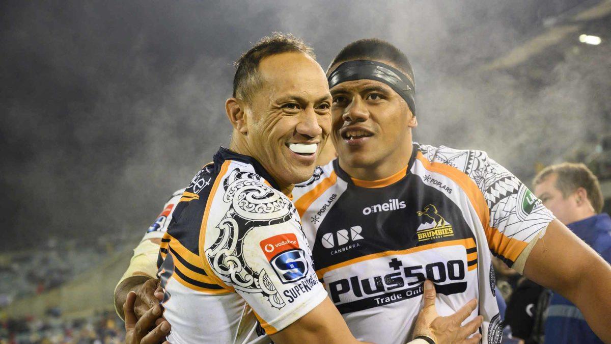 Lealiifano signs with Moana Pasifika