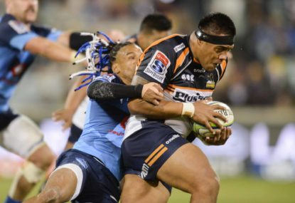 Alaalatoa named Brumbies skipper for 2020